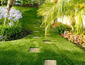 Key West Artificial Grass Installation   Synthetic Turf Key